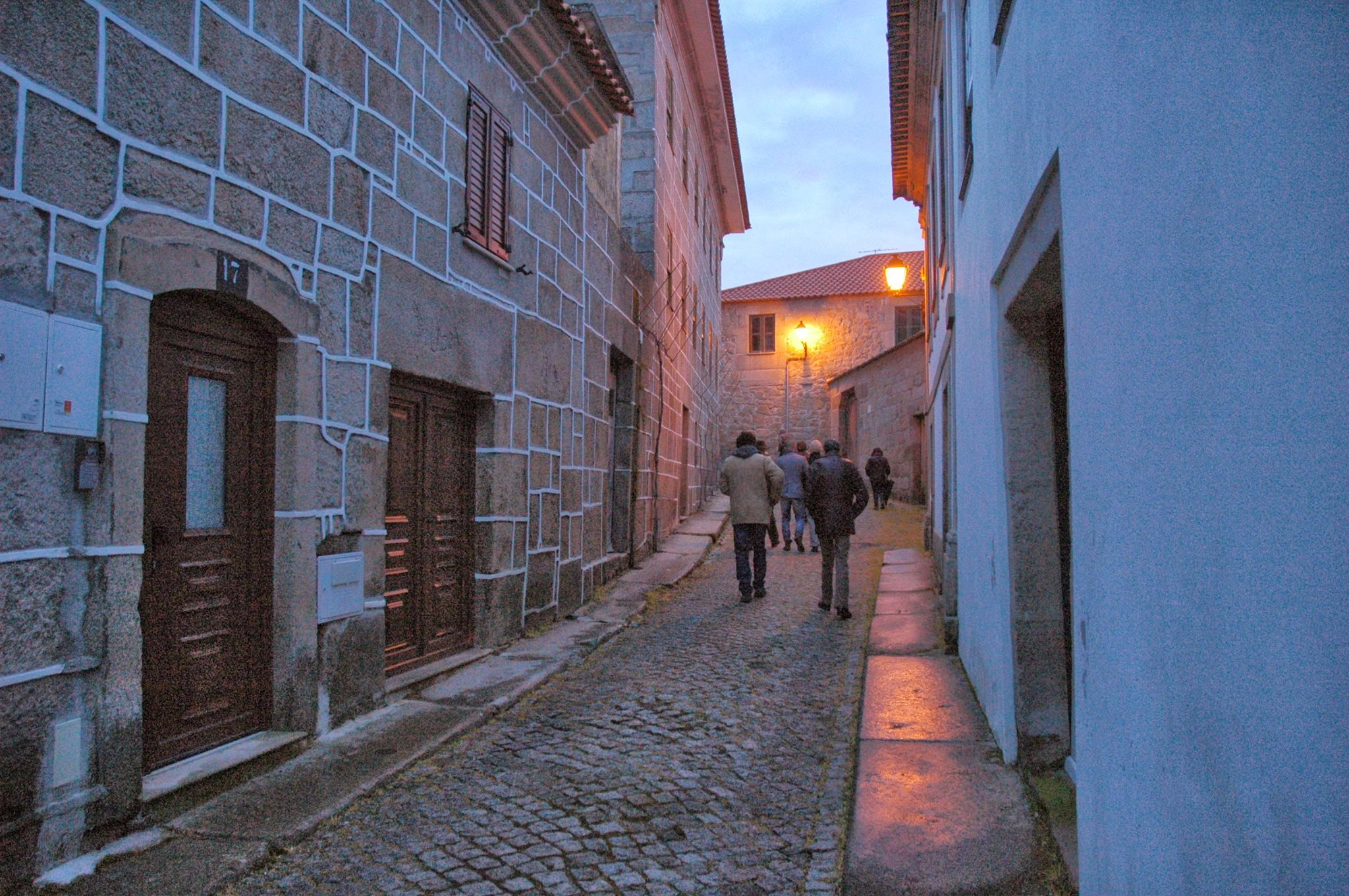 Rua Histórica de Freixo de Numão (onde encontramos o Museu e ruinas romanas da região)